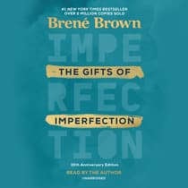 The Gifts of Imperfection by Brené Brown audiobook