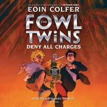 The Fowl Twins, Book Two by Eoin Colfer audiobook