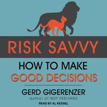 Risk Savvy by Gerd Gigerenzer audiobook