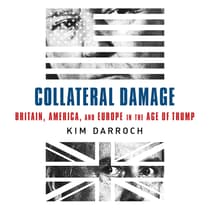 Collateral Damage by Kim Darroch audiobook