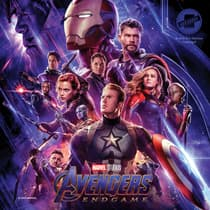 Avengers: Endgame by Marvel Press audiobook