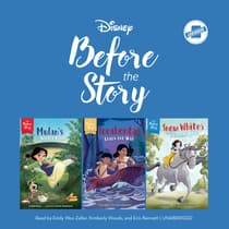 Disney Before the Story: Mulan, Pocohontas & Snow White by Tessa Roehl audiobook