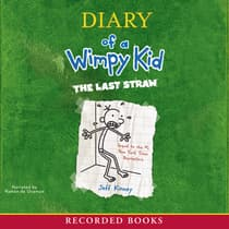 Diary of a Wimpy Kid: The Last Straw by Jeff Kinney audiobook
