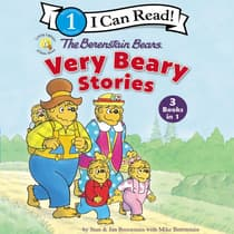 The Berenstain Bears Very Beary Stories by Jan Berenstain audiobook