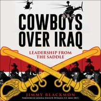 Cowboys Over Iraq by Jimmy Blackmon audiobook