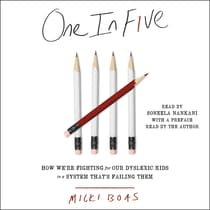 One in Five by Micki Boas audiobook