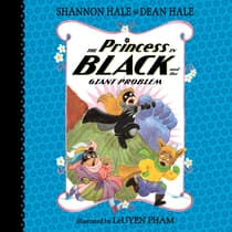 The Princess in Black and the Giant Problem by Shannon Hale audiobook