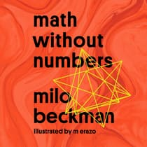 Math Without Numbers by Milo Beckman audiobook