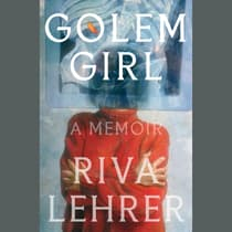 Golem Girl by Riva Lehrer audiobook