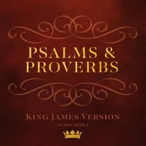 Psalms and Proverbs by Bill Foote audiobook