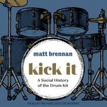 Kick It by Matt Brennan audiobook