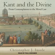 Kant and the Divine by Christopher J. Insole audiobook