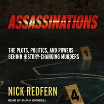 Assassinations by Nick Redfern audiobook