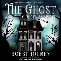 The Ghost and the Christmas Spirit by Bobbi Holmes audiobook
