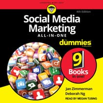 Social Media Marketing All-in-One For Dummies by Jan Zimmerman audiobook