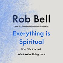 Everything Is Spiritual by Rob Bell audiobook