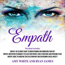 Empath by Ryan James audiobook