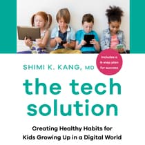 The Tech Solution by Shimi Kang audiobook