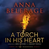 A Torch in His Heart  by Anna Belfrage audiobook