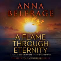 A Flame through Eternity  by Anna Belfrage audiobook