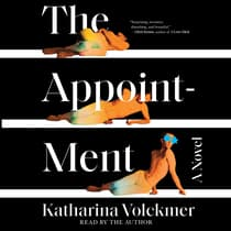 The Appointment by Katharina Volckmer audiobook