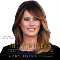 The Art of Her Deal by Mary Jordan audiobook