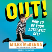 Out! by Miles McKenna audiobook