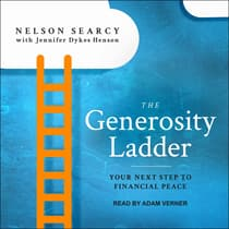 The Generosity Ladder by Nelson Searcy audiobook