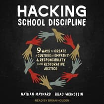 Hacking School Discipline by Nathan Maynard audiobook