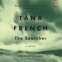 The Searcher by Tana French audiobook
