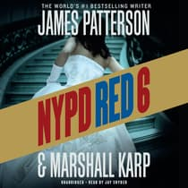 NYPD Red 6 by James Patterson audiobook