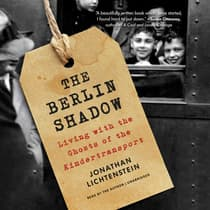 The Berlin Shadow by Jonathan Lichtenstein audiobook