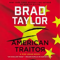 American Traitor by Brad Taylor audiobook
