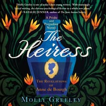 The Heiress by Molly Greeley audiobook