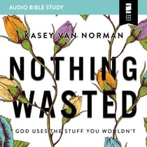 Nothing Wasted: Audio Bible Studies by Kasey Van Norman audiobook