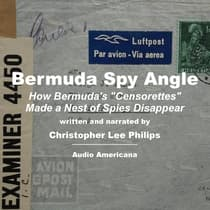 Bermuda Spy Angle by Christopher Lee Philips audiobook