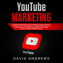 YouTube Marketing by David Andrews audiobook