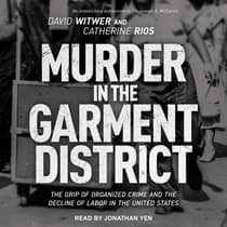 Murder in the Garment District by Catherine Rios audiobook