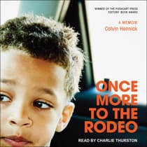 Once More to the Rodeo by Calvin Hennick audiobook