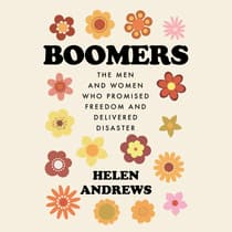 Boomers by Helen Andrews audiobook