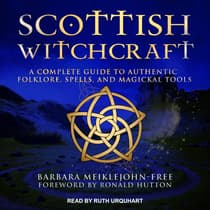 Scottish Witchcraft by Barbara Meiklejohn-Free audiobook