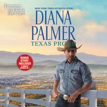 Texas Proud & Circle of Gold by Diana Palmer audiobook