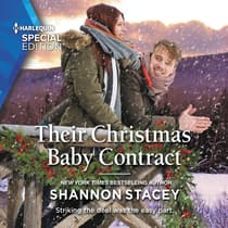 Their Christmas Baby Contract by Shannon Stacey audiobook