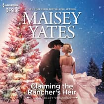 Claiming the Rancher's Heir by Maisey Yates audiobook
