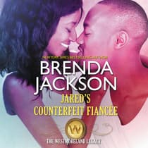 Jared's Counterfeit Fiancée by Brenda Jackson audiobook