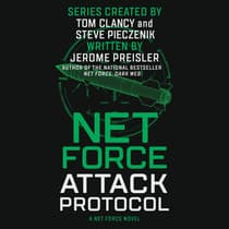 Net Force: Attack Protocol by Jerome Preisler audiobook