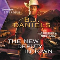 The New Deputy in Town by B. J. Daniels audiobook