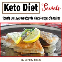 Keto Diet by Johnny Lodes audiobook