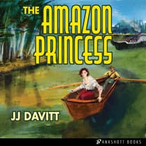 The Amazon Princess by J.J. Davitt audiobook