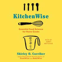 KitchenWise by Shirley O.  Corriher audiobook